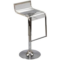 Shop for LEM Barstool in Clear Acrylic. Get free shipping at Overstock.com - Your Online Furniture Outlet Store! Get 5% in rewards with Club O!