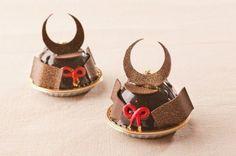 子供の日にカブトケーキ Kids, Bento, Calendar, Sweets, Japanese, Candy, Drink, Animal, Christmas