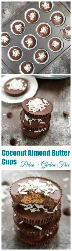 Coconut Almond Butte