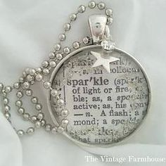 Sparkle Necklace {Preorder}