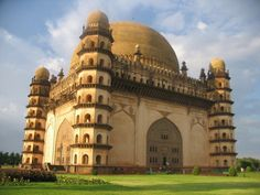 Gol Gumbaz: India Largest Dome  #Incredible India