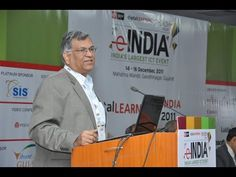 Sudhir K Jain, Director, IIT Gandhinagar spoke at length at the Elets eIndia Summit 2011 about the need of the hour to improve the education sector of . Civil Service, Social Work, Work Hard, Literature, Awards, Medicine, Engineering, Science, India