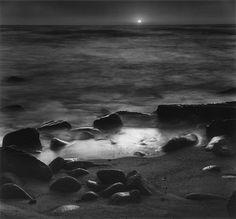 Wynn BULLOCK :: The Shore, 1966