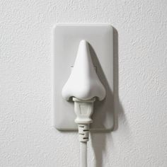 Stopcontacten: decoratief en grappig i.p.v. alleen maar functioneel.