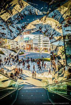 Tokyu Plaza, Omotesando, Harajuku, Tokyo Japan -- Repinned by Gold Suites Vacation Rentals http://goldsuites.com #travel