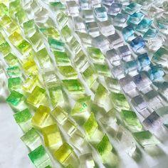 琥珀糖を手作り♡簡単レシピで食べる宝石を作っちゃおう♡ - curet [キュレット]