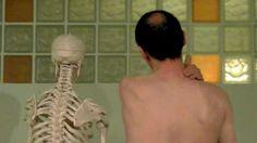 Automasaje para cuello y hombros.