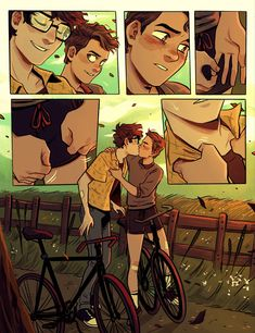 Reddie Comic It Movie Richie and Eddie Es Pennywise, It The Clown Movie, Im A Loser, Gay Comics, Anime Lindo, Lgbt Love, Fanart, Cute Gay Couples, It Movie Cast