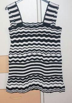 Vestito black&white