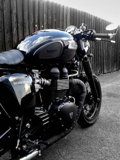 50 shades of Black – 2010 Bonneville Black Bonnefication has aways had Custom Shed-Builds at it's heart. The probuilds from the many excellent c...
