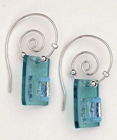 fused glass and wire