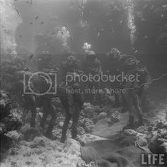 Underwater Pictures, Magazine Pictures, Leagues Under The Sea, Jules Verne, Disney And More, Great Life, Yet To Come, Life Magazine, More Pictures