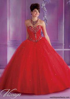 Vestidos de xv años color rojo moda 2014  – 08 - https://vestidoparafiesta.com/vestidos-de-xv-anos-color-rojo-moda-2014/vestidos-de-xv-anos-color-rojo-moda-2014-08/