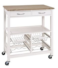 Susi Kitchen Trolley (40331)
