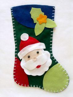 Christmas Makes, Christmas Bells, Christmas Art, Christmas Stockings, Christmas Ornaments, Felt Crafts, Christmas Crafts, Felt Stocking, Felt Christmas Decorations