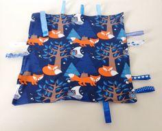 Schmusetücher - Schmusetuch Schnuffeltuch - ein Designerstück von Puenktchen--Panni bei DaWanda