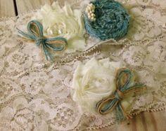 #BlueGarter #Garter #Garterset #WeddingGarter #IvoryGarter #LaceGarter #RusticWedding