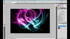 Abstract Color Photoshop Tutorial Color Photoshop, Photoshop Tips, Photoshop Tutorial, Color Lines