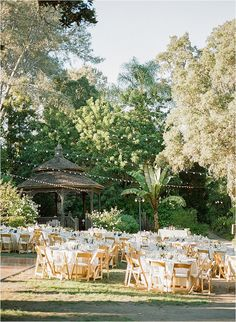 I used to work here!  Classic San Diego Botanic Garden Wedding | Southern California Bride