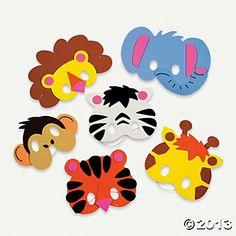 hayvanlar maske