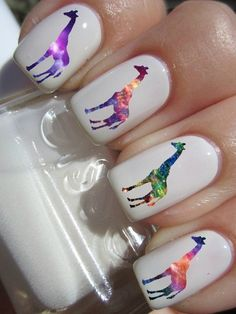 Maybe not Giraffes, but it looks good :3