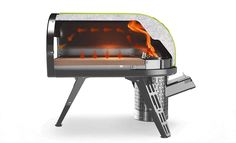 A new oven has been designed to cook wood fired pizza anywhere | CONTEMPORIST