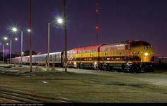 RailPictures.Net Photo: 1 Kansas City Southern Railway EMD F9(A) at Kansas City, Missouri by Jeff Carlson