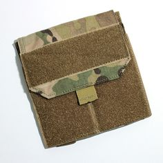 """TYR Admin Pouch 6″x6"""" General"""