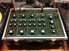 Taula Analog 4ch mixer