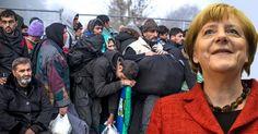 In einem geheimen Strategiepapier der Bundesregierung feiert die Masseneinwanderung nach Deutschland und forciert die Ansiedlung von 12 Millionen neuen Migranten.