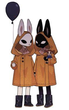"Juanmao Day Villain Challenge⬇️ The Magician/Queen/Urban Legend/Robot"" Cartoon Art Styles, Cute Art Styles, Art Drawings Sketches, Cute Drawings, Creepy Drawings, Kawaii Drawings, Cartoon Drawings, Japon Illustration, Arte Sketchbook"