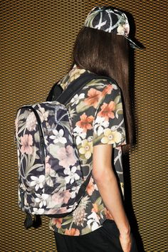 Surface to Air online store Textile Medium, Good Kisser, Floral Bags, Tropical, Summer Lookbook, Paris, Pattern Mixing, Rue, Trends