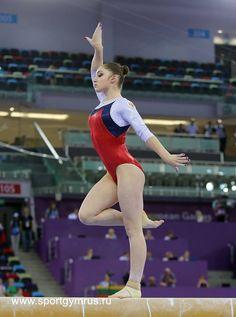 Aliya Mustafina. Beautiful and talented!!