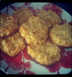 Clean Eating Recipe: Chewy Coconut Cookies - Where Home Starts