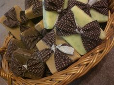 DIY Craft Tutorials: How to wrap soap: Handmade Soap Packaging Ideas