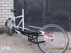 Грузовой велосипед (карго)
