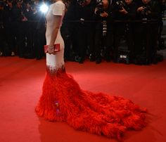 red on red in Cannes