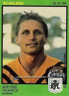 Wests Tigers, Famous Sports, Sports Personality, Rugby League, Ol Days, Good Ol, Balmain, Baseball Cards, History