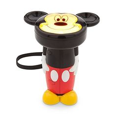 Mickey Mouse Flashlight with Mickey Mouse Face ** Visit the image link more details. Note:It is affiliate link to Amazon.