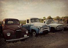 pickup truck heaven