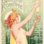 Absinthe Robette - Vintage Food Drink Alcohol Printable Poster