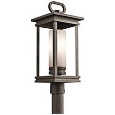 """Kichler South Hope 21 1/2"""" High Outdoor Post Light"""
