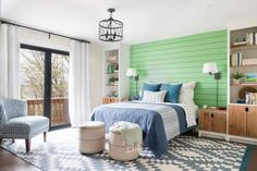 Browse photos and tell us which space from DIY Network Ultimate Retreat 2017 you love the most.