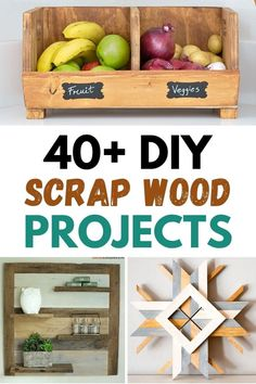 If you work on large woodworking projects often, then you might end up with a lot of scrap wood. Or, you have a lot of scrap wood at your disposal, and you don't know what to do with it. Some… More