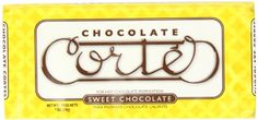 Goya Cortes Chocolate, 8 Ounce - http://bestchocolateshop.com/goya-cortes-chocolate-8-ounce/