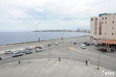 23 y Malecón, la Habana, Cuba  FOTO: Roberto Suárez