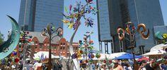 Main Street Arts Festival Fort Worth, Texas 2012