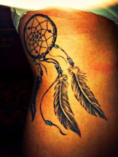 My dream catcher tattoo :) #tattoo patterns