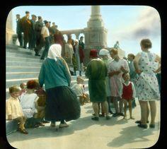 1931 Москва Лестница библиотеки им. Ленина