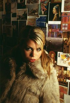 Billie Piper in Things To Do Before You're 30 (2005).